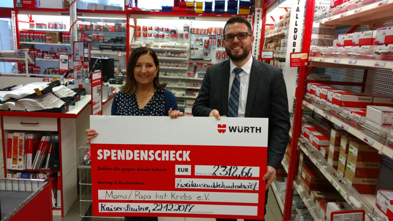 spende wuerth 800